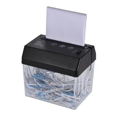 Mini cortador de papel portátil cortador de corte A6 doblado de la herramienta de corte de la máquina de corte