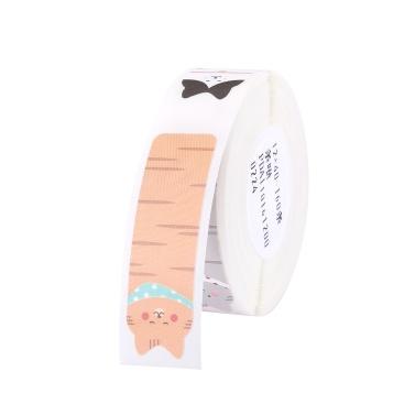 Thermodrucketikett Papier Barcode Preis Größe Name Leere Etiketten