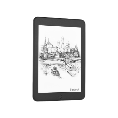 Likebook Plus 7.8 Inch E-ink Touchscreen Ebook Reader