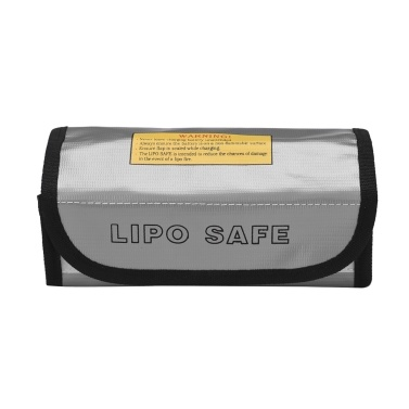Explosion-proof Lipo Battery Safe Bag Firepoof Waterproof Protection Bag for Charge & Storage