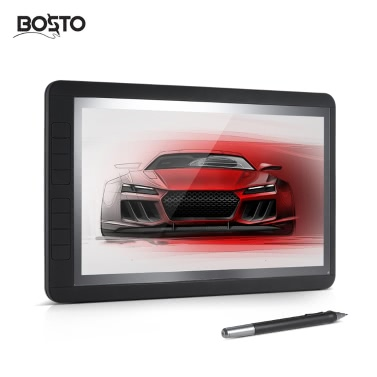 "BOSTO 13HD 13"" IPS 1920 * 1080 Graphics Drawing Tablet Board Kit"