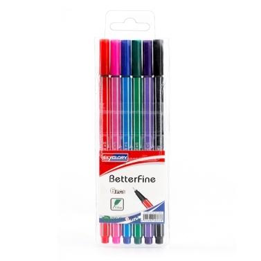 SKYGLORY Fineliner Pens 0,4 mm Fine Tip Marker Zeichnung Farbstifte Set