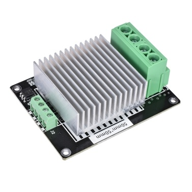 BIGTREETECH MOS Module Heating-Controller MOSFET with Large Heat Sink 30A Big Current for Heat Bed/Extruder 3D Printer Parts