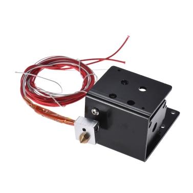 Aibecy 3D Drucker Extruder Feeder Fütterung Kit Düse Motor für 1,75mm Filament Durchmesser Anet A8 i3 DIY 3D Drucker