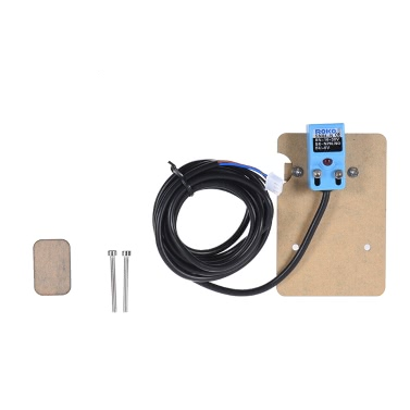 Upgrade-Auto Leveling Position Sensor Näherungssensor mit Montageplatte und Schrauben für Anet A8 RepRap Prusa DIY i3 3D-Drucker