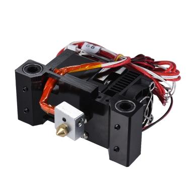 Aibecy 3D Drucker Extruder Feeder Fütterung Kit Düse Motor für 1,75mm Filament Durchmesser Anet A6 i3 DIY 3D Drucker