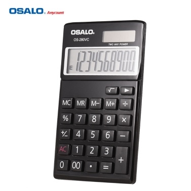 OSALO OS-280VC Portable Student Elektronische Buchhaltung Rechner Zähler Standardfunktion