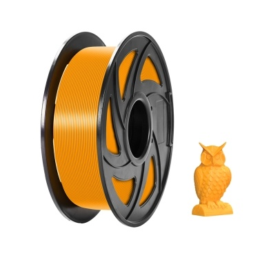 TRONXY PLA 3D Printer Filament 1.75mm Dimensional Accuracy +/- 0.05mm 1kg(2.2lbs) Spool, Black