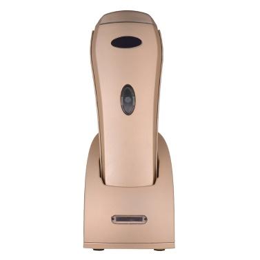 Handhold 433MHz Wireless 1D 2D Image Barcode Scanner