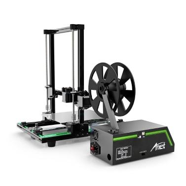 Anet E10 3D Drucker DIY Kit Super Gebäude Volumen 220 * 270 * 300mm mit 8 GB TF karte