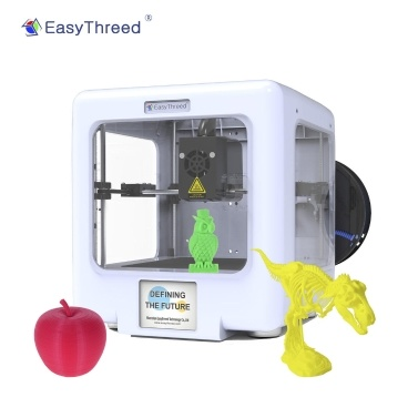 EasyThreed ET-5000 Mini Desktop Fully Assembled 3D Printer