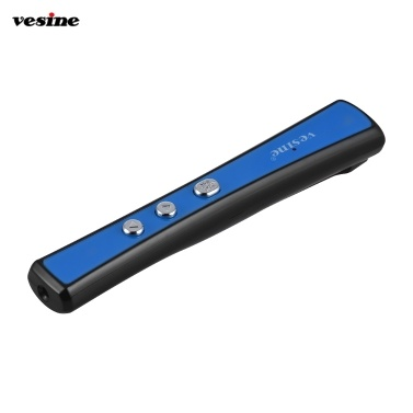 41% OFF Vesine PP-900 2.4GHz Wireless Remote Presenter PPT Clicker,limited offer $8.39