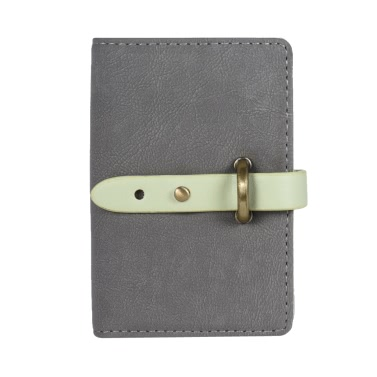 Stylish Synthetic PU Leather Business Bank ID Name Credit Card Holder Case Bag Wallet 26 Card slots