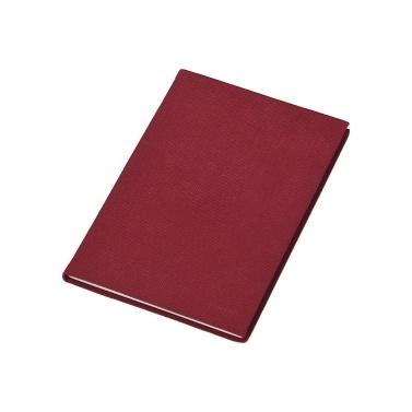 Vorderseite A5 Notizbuch Notizbuch mit Notizblock