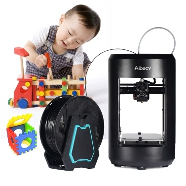 38% OFF Aibecy Ant Mini 3D Printer Kit Pre-assembled High Precision,limited offer $389.99