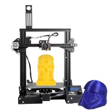 Criador de DIY 3D de Alta Precisão 3D Ender-3 Pro Creality DIY