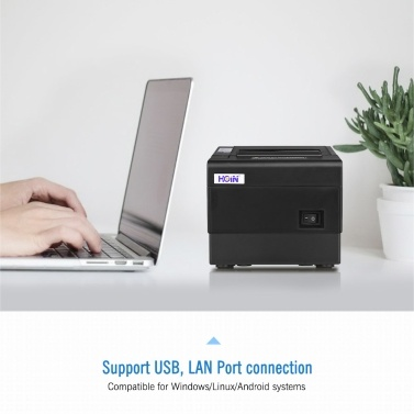 HOIN 80mm Thermal Receipt Printer