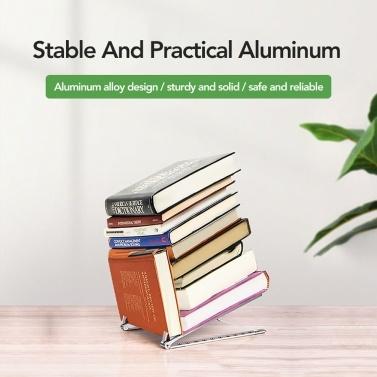 X-Shape Adjustable Foldable Aluminum Laptop Stand