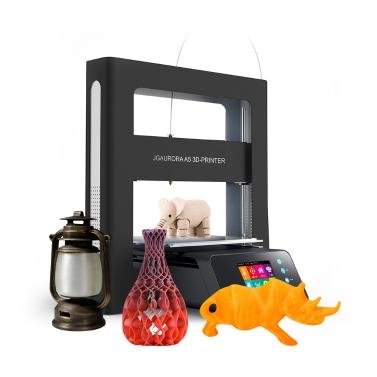 JGAURORA A5 DIY 3D Printer 305 * 305 * 320mm Print Size with Metal Frame 2.8