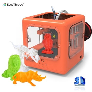 32% OFF Easythreed E3D Dora 3D Printer No Assembling No Heated Bed,limited offer $249.99
