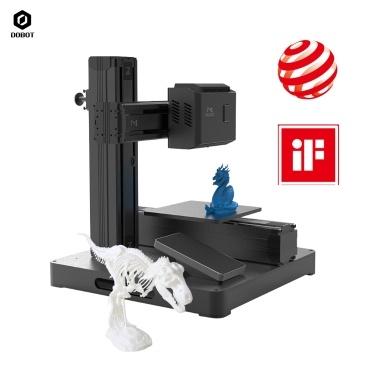 45% OFF Dobot MOOZ-1Z 3D Printer 0.02mm High Precision,limited offer $499.99