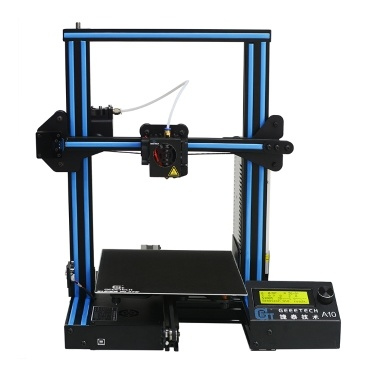 Geeetech A10 3D Printer Kit High Precision Printer Size 220*220*260mm Upgraded Version
