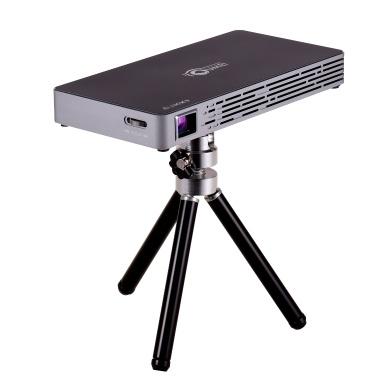 TOUMEI Mini tragbarer Smart-Projektor
