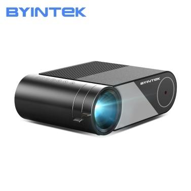 BYINTEK SKY K9 Tragbarer Projektor mit mehreren Bildschirmen