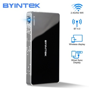 BYINTEK P10 Smart tragbarer DLP-Projektor