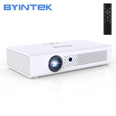 BYINTEK R19 Tragbarer 3D-Smart-LED-DLP-Projektor