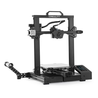 Kit de bricolaje de impresora 3D Creality 3D CR-6 SE original Tamaño de impresión de alta precisión mejorado 235 * 235 * 250 mm
