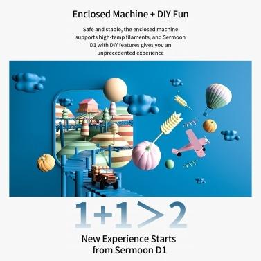 Creality Sermoon D1 3D Printer Machine With