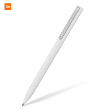 Xiaomi Mijia Gel Pen Роликовая ручка Pen Pen 0.5mm Smooth Writing Point 9.5mm Penholder