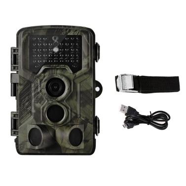 HC-800A Digitale wasserdichte Jagdpfadkamera Infrarot-Nachtsichtmonitor Cam Wildjagd-Überwachungs- und Farmschutzkamera