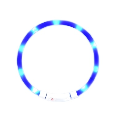 Youpin LED Dog Collar Glowing USB Rechargeable Pet Dog Collar