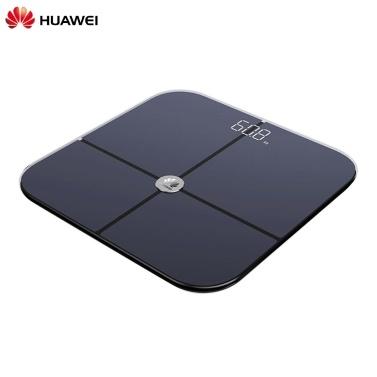 HUAWEI Smart Körperfettwaage Wireless BT Digital Smart Körperanalysator Monitor Weight Watcher Waage für Menschen mit BMI Körperfett-Rate Muskelbatterie