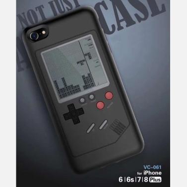 Klassische Handyspiele Phone Cases für iPhone