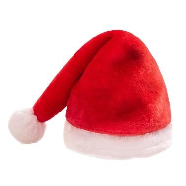 Cappello di Natale Cappello da festa di Natale Cappello da Babbo Natale per adulti Bambini