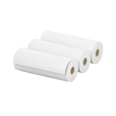PeriPage Thermal Printing Paper Notes Thermal Paper Compatible with PeriPage Printer A9  77*30mm (3 Rolls)
