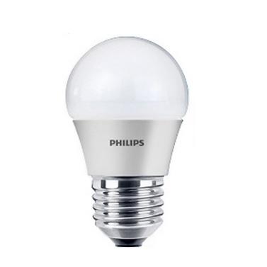 PHILIPS LED Energiesparlampe E27 3,5W 6,5W Warmes/Kühles Licht 3000K 6500K Farbtemperatur Augenkomfort Hochtransluzente Maskenlampe Für Zuhause Einzelpackung 220V