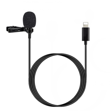 Mini Hanging Anti-interference Noise  Reduction  Wind Muff Microphones