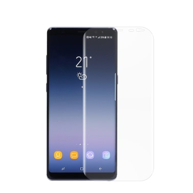 Buy TPU Protective Phone Screen Protector HD film Cover 6.3 Inches Samsung Galaxy Note 8 Anti-scratch Anti-dust Durable