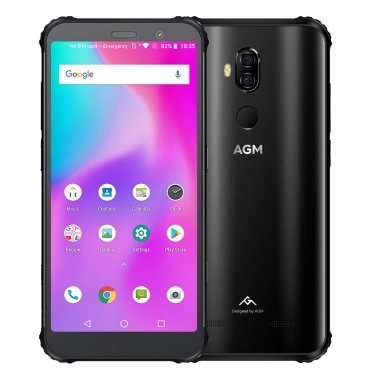 (EU-Version) AGM X3 Robustes Smartphone 6 GB + 64 GB IP68 Wasserdicht