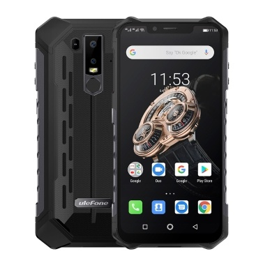 Ulefone Armor 6S Rugged Phone For European Union Countries