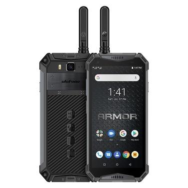 Ulefone Armor 3WT Walkie-Talkie Robustes Mobiltelefon Für Länder der Europäischen Union
