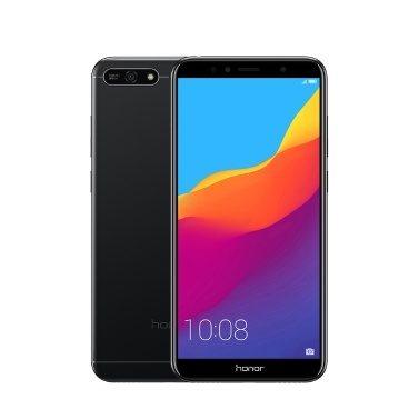 3,8 % de rabais pour Global Firmware Huawei Honor 7 a 4G-LTE 2 + 32 GB 5,7 pouces Full View écran Smartphone avec Snapdragon 430 Octa Core Face ID