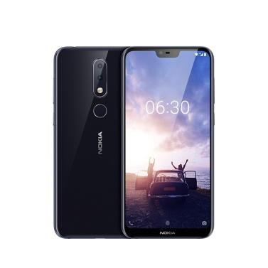Nokia X6 4G Handy 4 GB RAM 64 GB ROM