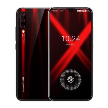 Versão global UMIDIGI X Smartphone para países da União Europeia