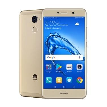 Смартфон HUAWEI Y7 Prime 4G Android 7.0 Qualcomm MSM8940 Snapdragon 435 32 ГБ ПЗУ 3 ГБ ОЗУ 5,5-дюймовая 8-мегапиксельная фронтальная камера 12-мегапиксельная задняя камера 4000 мАч Датчик отпечатков пальцев Dual SIM EU Plug