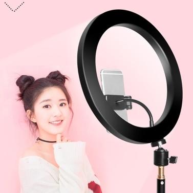 Multifunktionaler Selfie-Leuchtstab für Mobiltelefonfotografie Faltbares Stativ Ausziehbare Mini-Stative für das Telefon Selfie Light